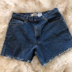 Levi's Jean Short Cut-Offs size Men's 34